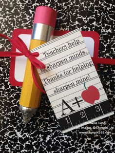 She made the pencil from a roll of Rollos! - She made the pencil from a roll of Rollos! You are in the right place about DIY de - Up Teacher, Teacher Valentine, Best Teacher Gifts, Teacher Cards, Goodbye Teacher, Valentines, Teacher Stuff, Rolo Pencils, Staff Appreciation Gifts