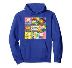 Check this Nickelodeon Rugrats Boxes Hoodie-Newstyleth . Hight quality products with perfect design is available in a spectrum of colors and sizes, and many different types of shirts! Rugrats, Outfits For Teens, Cute Outfits, Matching Hoodies, Anime Inspired Outfits, Graphic Artwork, Heather Black, Types Of Shirts, Sweatshirts