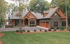 Craftsman House Plans Lake Homes View Plans Lake House, house plans for craftsman style homes . Craftsman Style House Plans, Cottage House Plans, Cottage Homes, Craftsman Homes, Craftsman Exterior, Lake House Plans, Craftsman Ranch, Cottage Exterior, Rustic House Plans