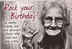 Alles liebe und gute zum Geburtstag wuenschen dir Birgi Sina und Swen