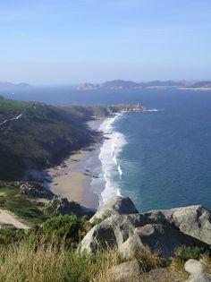 Costa da Vela.Nearby Cangas do Morrazo.