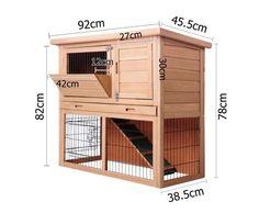 Hervey Bay Pet Stop - Guinea Pig Hutch 2 Storey, $106.95 (http://hervey-bay-pet-stop.mybigcommerce.com/guinea-pig-hutch-2-storey/)