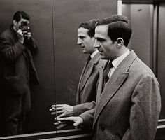 Credit: Lewis Morley Archive François Truffaut, in London, 1961. Morley was commissioned by Tatler to photograph the French director of The 400 Blows (1959) during the release of his film Jules et Jim.