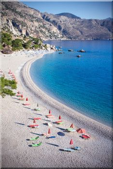 Apella Beach, Karpathos, Greek Isles. Go to www.YourTravelVideos.com or just click on photo for home videos and much more on sites like this.