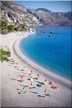 Apella beach, Karpathos, Greek Isles