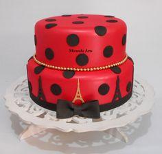 Ladybug cumple 5 María Fernandita