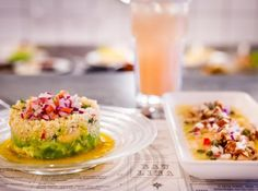 Experience the taste of Peru at Ceviche, Bazaar's favourite Central London lunch spot serving up fast, filling and fresh food.