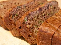Candice's Low-Carb Zucchini Loaf