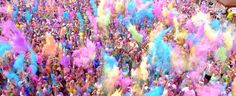 5/11/13! Cannot wait for my first 5K! Detroit - Color Me Rad - The run that's been ruining all other 5Ks since 2012