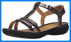 Clarks Un Vaze Kleid Sandale - Sandalen für frauen (*Partner-Link)