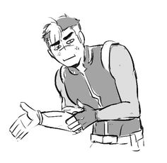 meme from tumblr and shiro is frustrated