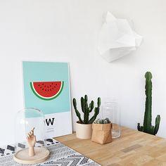tableau Fruit W