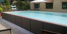 Modèle de piscine Hors Irrijardin