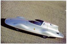Abarth Record Bertone 1956