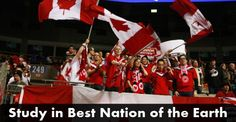 #Canada Best Nation on Earth ; Check out the reasons why #Study in Best Nation of the Earth...