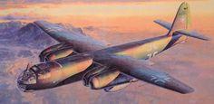 Arado Ar234C-3 by Shigeo Koike                                                                                                                                                                                 More