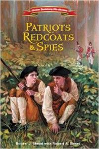 """Spies Like Us"" ~~ YA historical novelist Robert Skead discusses black petticoats, invisible ink, and the Culper Spy Ring, one of George Washington's greatest weapons against the redcoats. http://www.suzanneadair.net/2015/06/30/spies-like-us/"