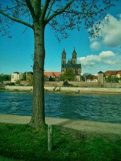 Magdeburg Elbe