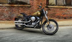 2013 Harley-Davidson® Softail® Blackline® Motorcycles Photos, Videos & 360°