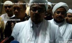 Habib Rizieq: Kita Akan Rebut Kembali Jakarta Untuk Dipimpin Gubernur Muslim, Allahu Akbar!