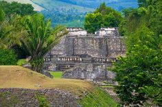 Xunantunich (Stone Lady) Mayan ruins in Belize