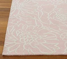 Carmen Rug #pbkids  http://www.potterybarnkids.com/products/carmen-rug-pink/?pkey=dall-rugs&