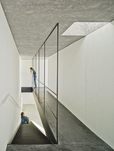 noname 29 [Alfredo Payá Benedito] - Vivienda unifamiliar en Alicante, San Juan, Alicante (2012) #interior #stairs #rehab