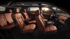 2018, Buick, Buick Enclave, 2018 Buick Enclave Pictures, 2018 Buick Enclave Interior