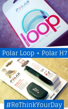 Are you moving enough throughout your day - not just during your workout? Track your steps, activity and more with (client) Polar Loop. Follow link for full review and details.