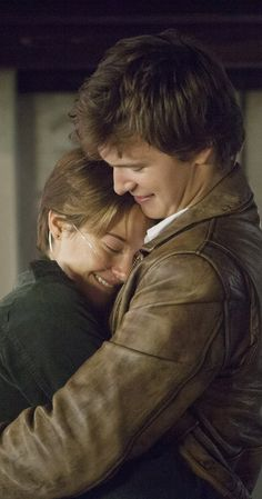 Shailene Woodley and Ansel Elgort - 2014, The Fault in Our Stars