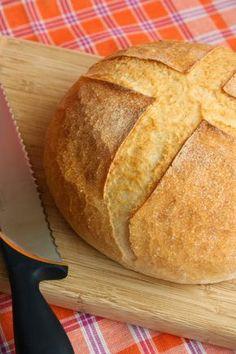 BAB gluténmentes blogja: Gluténmentes cipó vaslábasban sütve