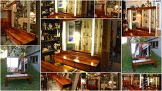 ReTro ToM Tom's Furniture World TOMANIA Vintage Furniture, Furniture Design, Hall Mirrors, Scandinavian Design, Furniture Making, Liquor Cabinet, Retro, Storage, Home Decor