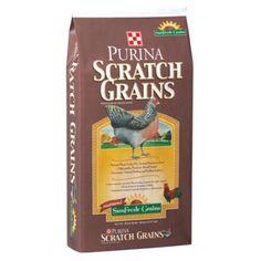 Purina® Scratch Grains SunFresh® Recipe, 50 lb. - Tractor Supply Co.