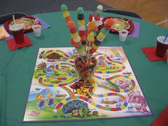 Aimee's Land: Candyland!  Candyland party ideas