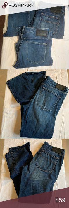 Rokker Rokkertech Damenhose Blau 30 L32