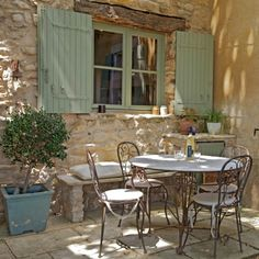 Provence French farmhouse known as Bonnieux Villa is a vacation rental from Haven In and offers inspiring gardens, romantic Old World rustic elegance, and interior design inspiration from the South of France! French Farmhouse Decor, French Country Living Room, Rustic French, Farmhouse Interior, French Cottage, French Country Style, French Country Decorating, Farmhouse Design, Rustic Farmhouse