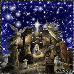 Nativity Scene, love it! … | Pinteres…