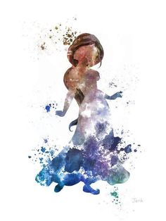 Princesse Jasmine, Aladdin ART PRINT 10 x illustration, Disney, technique… Disney Marvel, Disney Pixar, Walt Disney, Disney Fan Art, Disney And Dreamworks, Disney Love, Disney Magic, Disney Films, Disney Characters