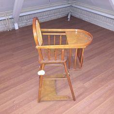 Kinderstoel, 1951