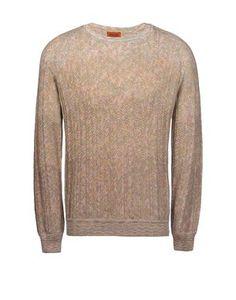 Missoni sweater.