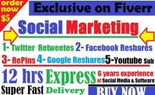 Fiverr / Search Results for 'social signals'