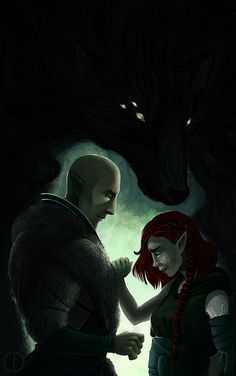 I just wish I knew how to forgive you the lies. A bit more than two years ago, I fell into Solavellan Hell, and made this fanart that basically shaped the way I paint. Dragon Age Inquisition Solas, Da Inquisition, Dragon Age Romance, Make A Dragon, Dragon Age Series, My Heart Is Breaking, Forgive, Otp, Videogames