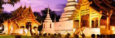 Thailand is truly a traveler's dream come true. We have found the most beautiful places to explore in the country.