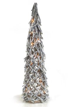 Shea's Wildflower Lighted Cone Tree available at #Nordstrom