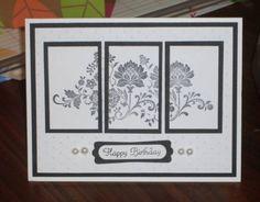Summer Birthdays by debbycasper - Cards and Paper Crafts at Splitcoaststampers
