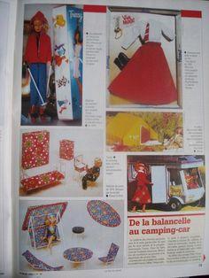 PAR AMOUR DES POUPEES :: 2003-02 La Vie du Jouet n° 86