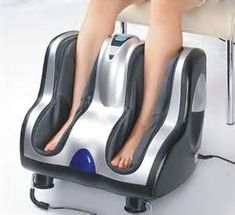 Foot massager machine is better doing exercise in home. #Footmassagermachine #Bestfoottherapy