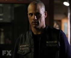 Coolest character on the show  David Labrava - 'Happy' Sons of Anarchy