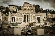 #dancersareus #dance #contemporarydance #ballet #balletboys #photography #shooting #brescia #tempiocapitolino
