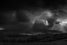 https://flic.kr/p/RxUin6 | Storm / Landscape | Storm / Landscape Lehom, Šumava, Czech Republic